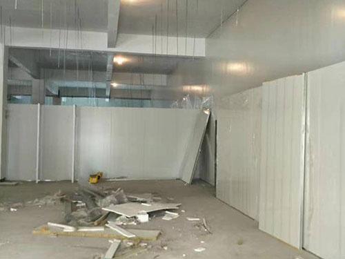 厂房装修材料石膏板用途及功能