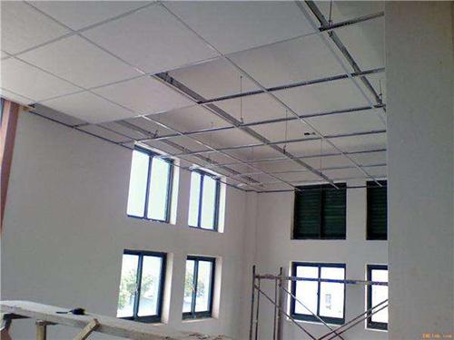 厂房装修吊顶材料有哪些?