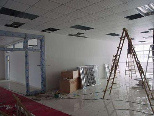 如何去选择厂房装修纤维板?