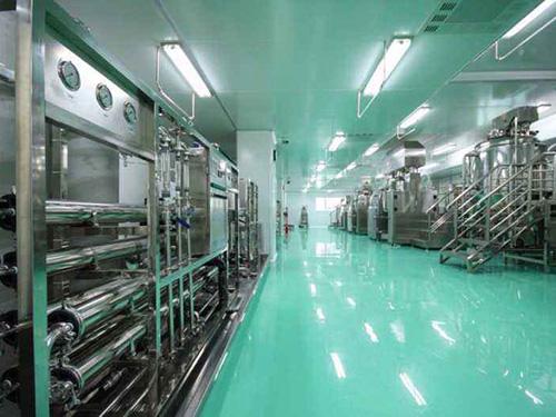 菌菇厂无尘车间装修万级无尘车间的要求及有哪些装修措施?